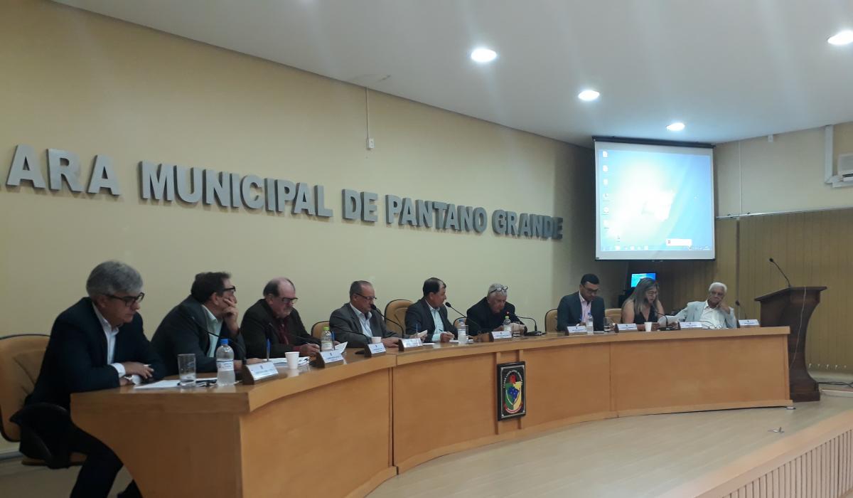 Sessão Ordinária de 11 de fevereiro de 2020
